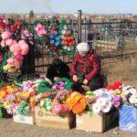 Незаконный торговец на кладбище под Тверью погорел на взятке