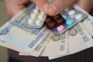 Лекарства дорожают опережающими темпами