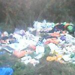В Кувшиновском районе в опустевших деревнях появляются свалки