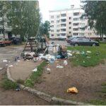ЗАТО Озёрный: мусор побеждает?
